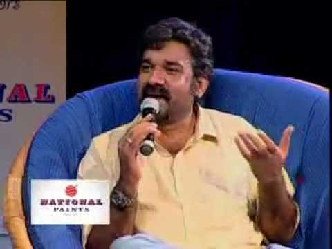 Director Ranjith on Padmarajan
