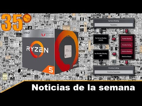 "Torvalds: ""El parche de intel es una basura"", APUs Ryzen, PS4 pirateada - Noticias de la semana 35"