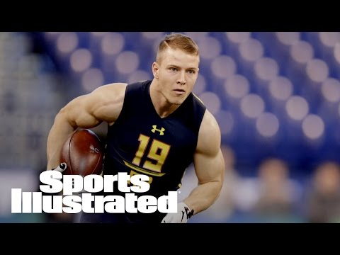 Cam Newton Gains A Weapon As Panthers Select Christian McCaffrey | NFL Draft | Sports Illustrated