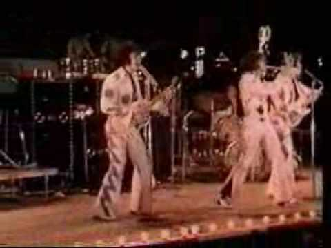 The Osmonds (video) Down By The Lazy River Ohio (night) 1972