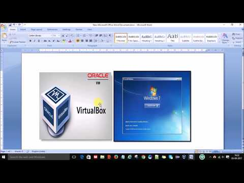 Oracle VM Machine Part1 -How to download & install Windows ISO file to create virtual machine to use