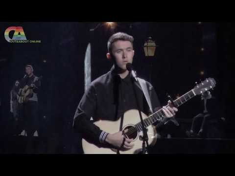 ESC 2018: Ireland - Ryan O´Shaughnessy- Together (2nd rehearsal) edit