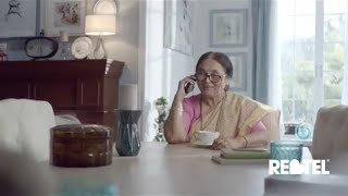 Rebtel Ad with Vir Das - Gay marriage and Confused grandmother