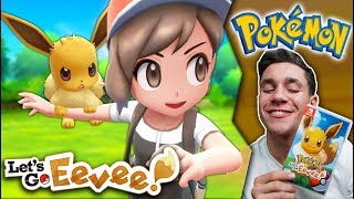 Let's Play Pokémon Let's Go #2 - THE ADVENTURE TO MELTAN CONTINUES!