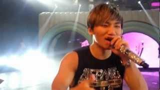 BIGBANG - Encore in Indonesia @ Alive GALAXY Tour 2012
