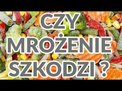 Surowa Dieta , Witarianizm A Mrożonki