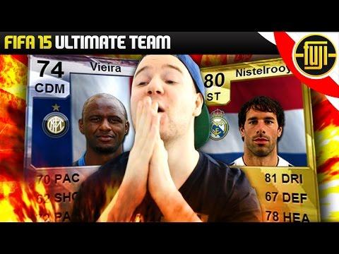 LEGEND GENERATIONS!!! - FIFA 15 Ultimate Team