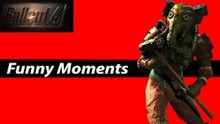 Fallout 4 Nuka World DLC Funny Moments( Part 1)