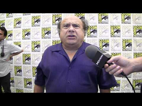 Twins Comic-Con Exclusive: Danny DeVito
