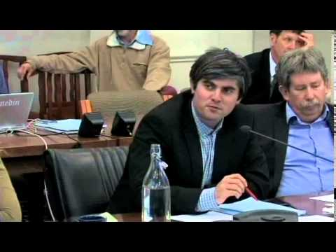 Dunedin City Council - Infrastructure Services Committee - Oct 14 2014