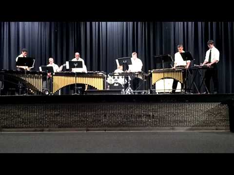 Magna Vista High School Percussion Class