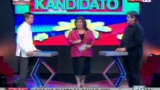 Pagsubok ng mga Kandidato - Part 1: Chiz Escudero at Gringo Honasan
