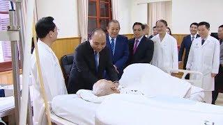 Thủ tướng thăm nguyên lãnh đạo Đảng, Nhà nước