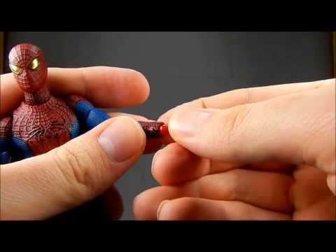 Medicom MAFEX The Amazing Spider-Man Review