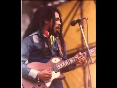 Bob Marley - Redemption Song - Live in Milan