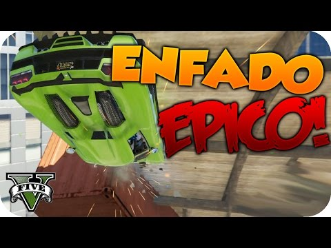 QUE ASCO DE CONTAINER!!! LOOPING DOBLE + ENFADO EPICO!! | GTA V ONLINE RACE | Flow