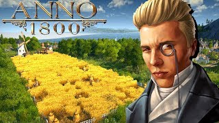 New World Colony in Anno 1800! (City Building Gameplay Challenge)