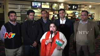 NRIs Pay Tributes To Martyred Jawans, Conducts Candle Rally   Pulwama Incident   NTV