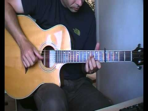 Adrian Legg - Kinvarra's Child (fingerstyle guitar)