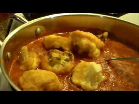 Como hacer Coliflor en salsa de tomate:recetas faciles