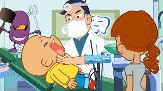 Hoạt hình Đậu Đậu | Tập 4 | Cách bắt sâu răng rất đặc biệt của Đậu Đậu | DDTV