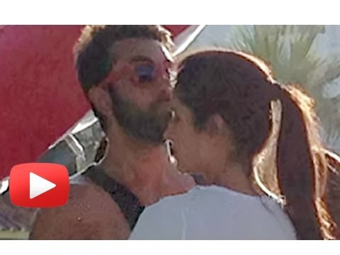 Ranbir Kapoor Katrina Kaif's Intimate Picture Leaked video