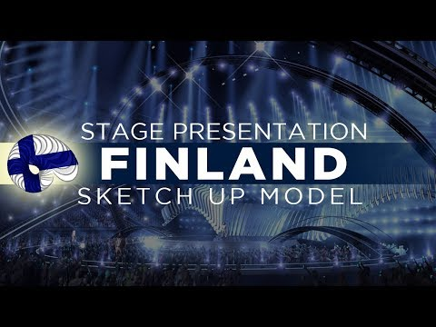 Eurovision Song Contest 2018 - Stage (Finland)