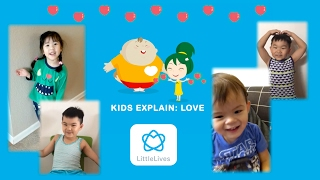 Kids Talk: Love