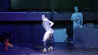 Dalas (Freestyle) - DANCEHALL QUEEN RUSSIA 2017