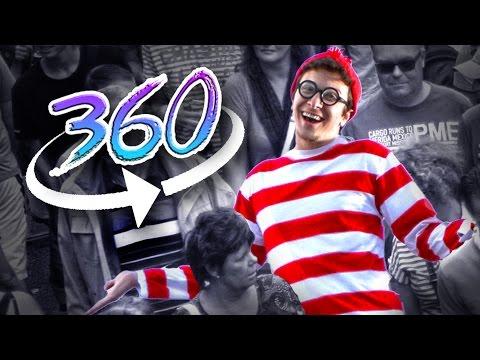 Where's Waldo 360