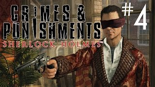 Sherlock Holmes Crimes and Punishments Walkthrough Gameplay Part 4