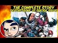 Deathstroke Vs The Suicide Squad   Complete Story