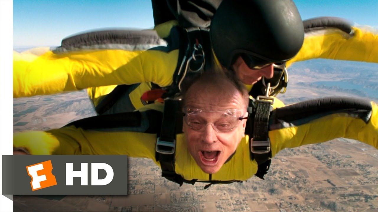 the bucket list the social encyclopedia the bucket list movie scenes the bucket list 1 4 movie clip skydiving 2007 hd