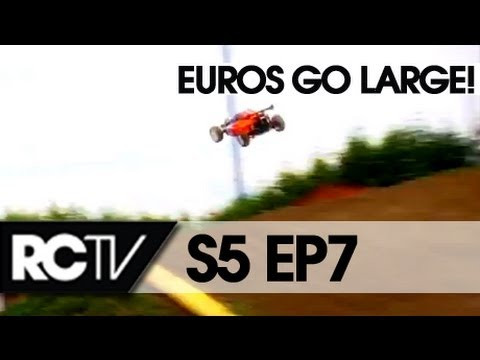 RC Racing S5 Episode 7 - EFRA Indoor Touring Car and Large scale off road Champs