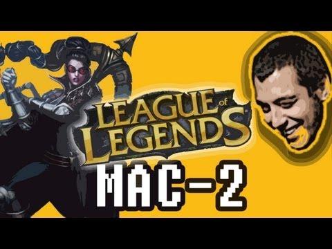 F5le League of Legends Keyfi - Ma� 2 - Vayne AD Carry Bot [T�rk�e]