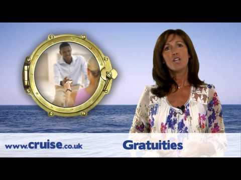 A cruising guide - Gratuities