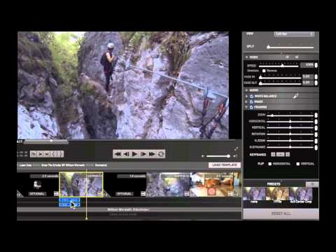 GoPro Studio 2.0 - Step 2 - Edit con i template - Tribe Tutorials