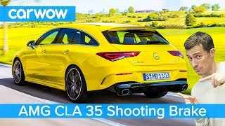 New Mercedes-AMG CLA Shooting Brake 2020 - is it the best AMG all-rounder?