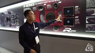 Soundz Good Stereo   Alpine NEW R-Series Amps, Speakers, Subwoofers   CES 2019