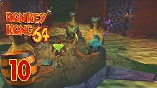 Donkey Kong 64 Part 10 No More Japes