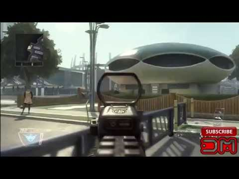 Call of Duty Black Ops 2: Easter Egg Retro Games on Nuketown