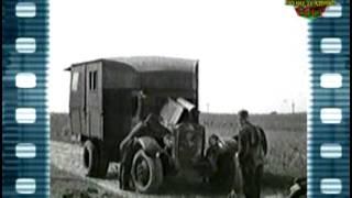 Бронетехника СССР.  Лёгкий Советский танк Т-26.