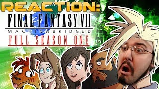 Final Fantasy 7 Abridged Season One Complete: #Reaction Livestream