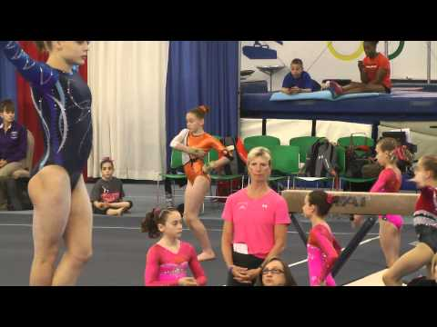 Emily Muhlenhaupt Floor - Colorado Aerials - 2013 Elite Qualifier Allentown