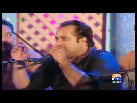 Rahat Fateh Ali Khan - Mast Nazron Se - A Live Concert