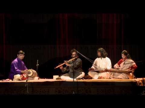 GS RAJAN Concert - Navaratri Festival 2011 - Budapest, Hungary  - 1st part