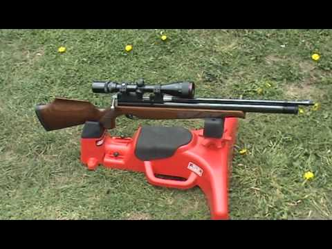 MTM PREDATOR GUN SHOOTING RIFLE REST REVIEW