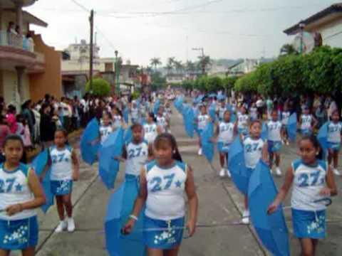 Escuelas Primarias en el desfile del 20 de noviembre 2008.