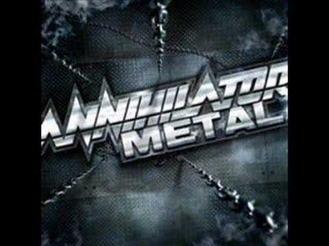 Annihilator - Couple Suicide