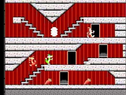 TAS The Bugs Bunny Crazy Castle NES in 40:50 by Brandon Evans